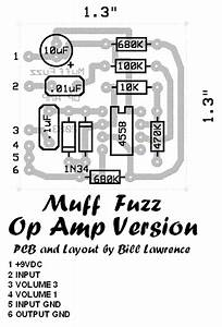 electro harmonix muff fuzz a k a little big muff pi With circuit board cake