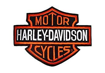 Harley Davidson Insignia by B S Large Harley Davidson Logo Patch 26 X 20 For Jackets