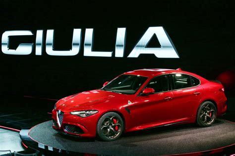 2016 Alfa Romeo Giulia (tipo 952) Quadrifoglio Verde Is
