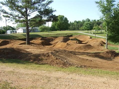 Track, Backyards And Four Wheelers On Pinterest