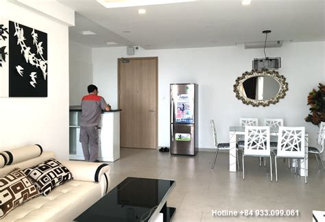 Sunrise City 3 Bed For Rent With Luxury Furniture, Best