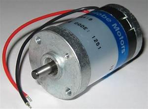 Globe Motors 405a 12v Dc Motor - 5000 Rpm