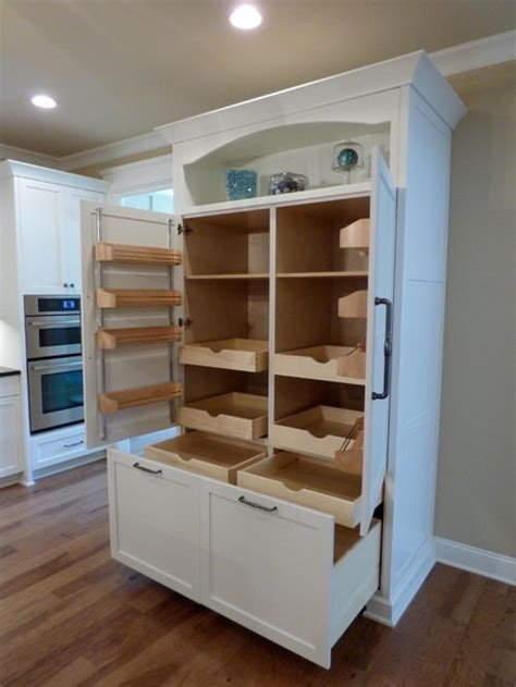 stand alone pantry cabinet stand alone pantry home design ideas pictures remodel