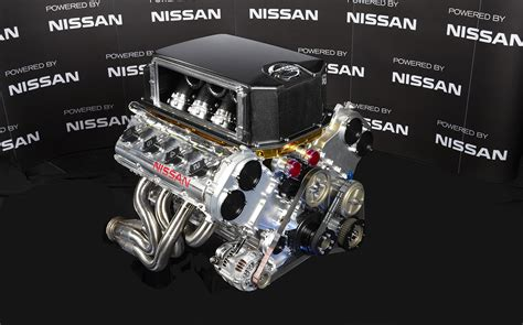 nissan reveals v 8 that will power altima in aussie v8 supercars series