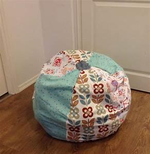 Bean Bag Chairs : diy stuffed animal storage with a zipper e g bean bag chair by leenah leenah 39 s own sewing ~ Orissabook.com Haus und Dekorationen