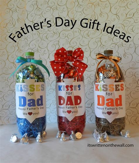 36 s day gifts and it 39 s written on the wall fathers day gift ideas for the