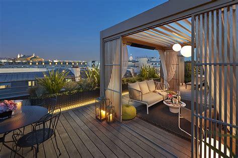 chambre avec spa privatif hébergement de luxe à penthouse mandarin