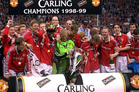 1998/99 Season Review: Man Utd seal the treble