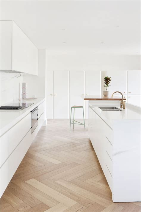cuisine en equilibre comment aménager une cuisine en longueur