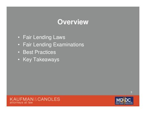 ncua fair lending examinations mddccua training