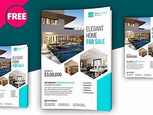 free real estate brochure template free psd premium real With real estate prospectus template