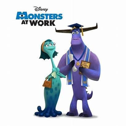 Monsters Inc Millie Tylor Disney Pixar Spin