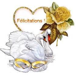 gif mariage gif scintillant amour mariage cygnes félicitations le de lemondedesgifs