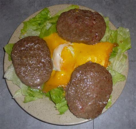 recette cuisine musculation recette musculation salade avec steaks hachés