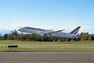 Boeing delivers first B787 to Air France