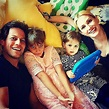 Alice evans instagram. They're such an adorable family ...