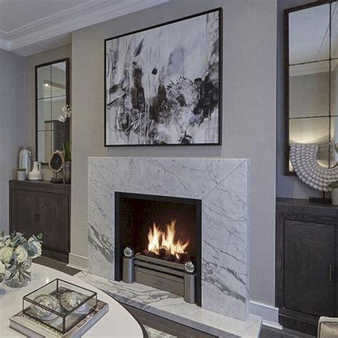45 beautiful contemporary fireplace design ideas