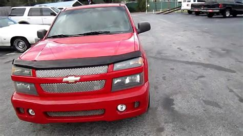 custom ls for sale 2004 custom chevy colorado ext cab ls for sale by florida