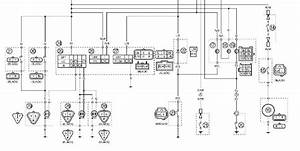 Yamaha Grizzly 450 Wiring Diagram  Yamaha  Wiring Diagram