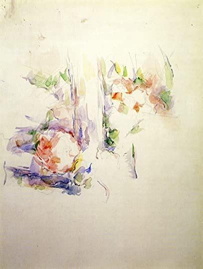 cezanne   studio  life  watercolors  carol