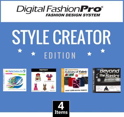 digital fashion pro  basic fashion design software