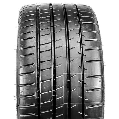 Michelin Pilot Super Sport 255/35R18 ZR 94Y Performance ...