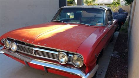 Buick 215 V8 For Sale by 1962 Buick Skylark Special Conv 215 Alum V8 4 Barrel