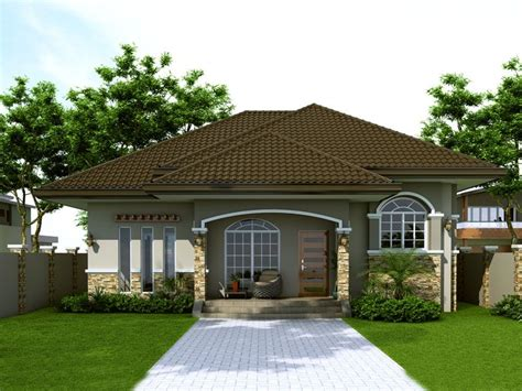 Small House Design: SHD 2014007 Pinoy ePlans Modern