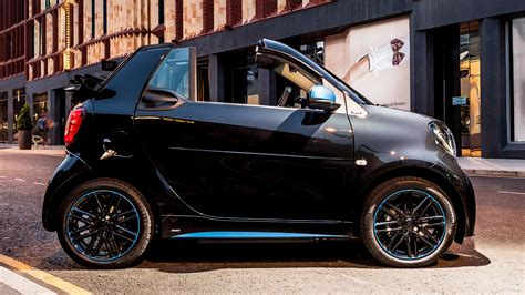 smart eq fortwo cabrio nightsky edition uk