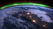 Earth Shines in Amazing Space Video Video - ABC News