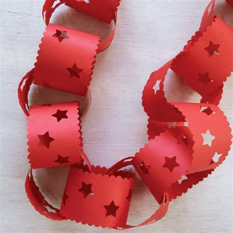 christmas decorations     paper