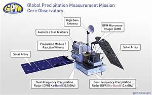 Nasa  Jaxa Precipitation Measurement Satellite  U0026 39 Go U0026 39  For Feb