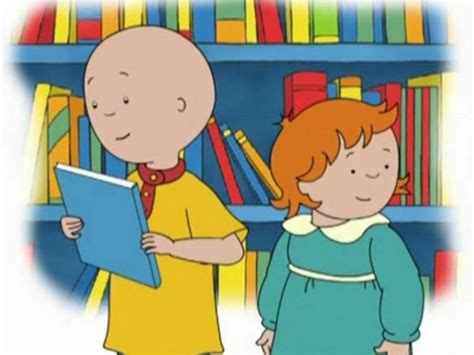 Score One For...caillou, Dora, Curious George, And Working