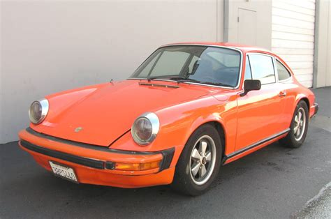 74 Porsche 911