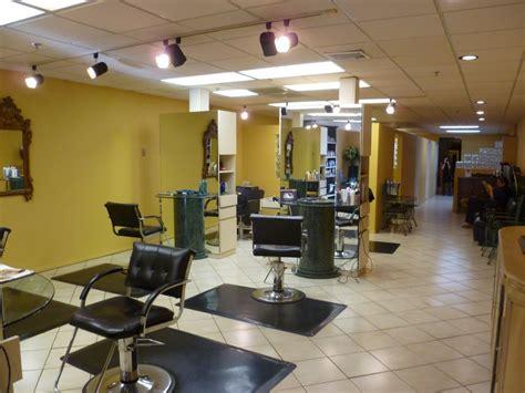 what color to paint salon walls studio design