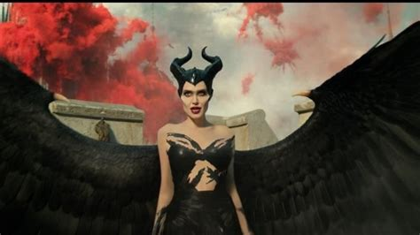 maleficent  trailer angelina jolie enraged  michelle