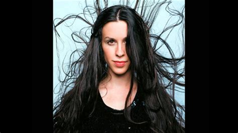 Alanis Morissette Thank you Lyrics - YouTube