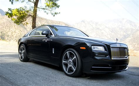 2018 Rolls Royce Wraith Review