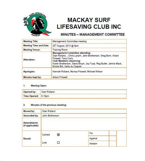 sports club constitution sample