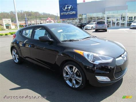 nissan veloster black 2012 hyundai veloster in ultra black 051699 autos of