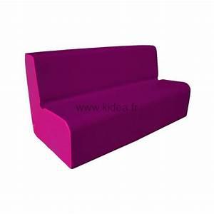 Canape 3 places en mousse for Tapis de yoga avec matelas mousse canapé