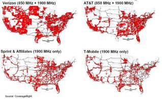 cell phone coverage map cell phone coverage map map2