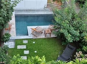 17 meilleures idees a propos de petits bassins de jardin With amenagement d un petit jardin de ville 0 amenagement jardin de ville avec bassin marseille