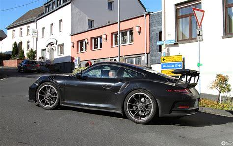 Porsche 911 coupe 2015, 2016, 2017. Porsche 991 GT3 RS MkII - 20 October 2017 - Autogespot