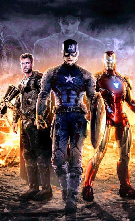 Captain America, Avengers: End Game   Marvel superhero ...