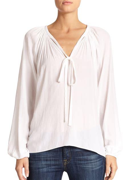 tie blouse v neck blouse with tie 39 s lace blouses