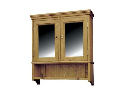 Unfinished Pine Bathroom Wall Cabinet by Buckingham Solid Pine Bathroom Cabinet Khiam Interiors