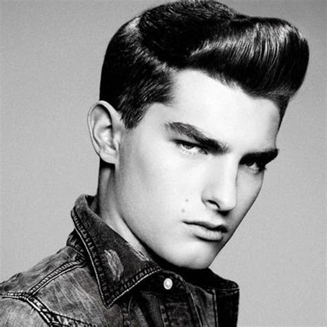 1950s Greaser Hairstyles by Greaser Hairstyles For S Hairstyles Haircuts 2017