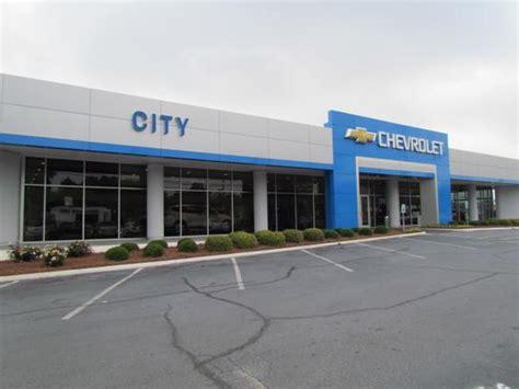 Rick Hendrick City Chevrolet Car Dealership In Charlotte