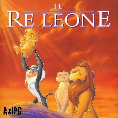 testo hakuna matata italiano canzoni disney di axlpg il re colonna sonora